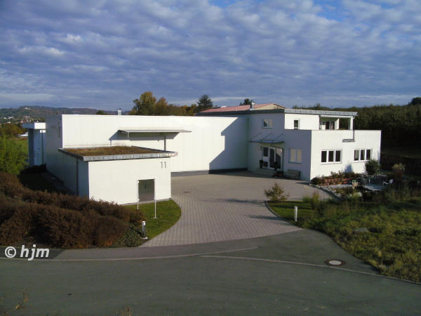 Hans J. Michael GmbH location, cleanroom